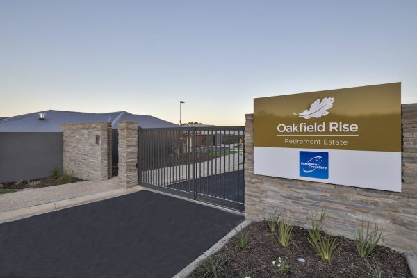 Oakfield Rise Retirement Estate